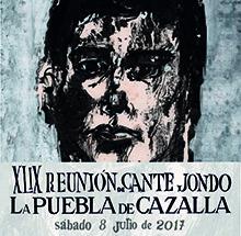 Puebla de Cazalla barnner