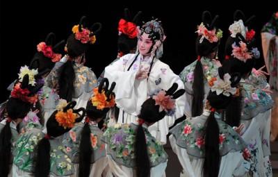 ópera Kunqui y Flamenco