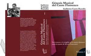 libro Génesis Musical del Cante Flamenco