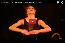 video Septiembre es Flamenco