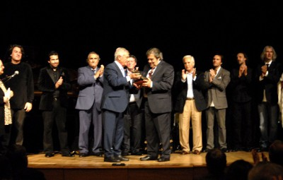 Pedro Peña premio Demófilo