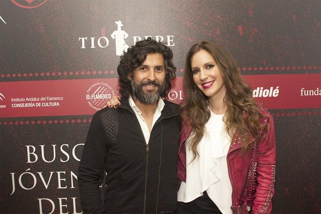 Arcangel y María Toledo