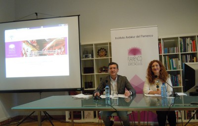 Eduardo Tamarit y Mª Ángeles Carrasco