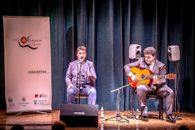 Fernando Caballo y Jesús Rodríguez 2