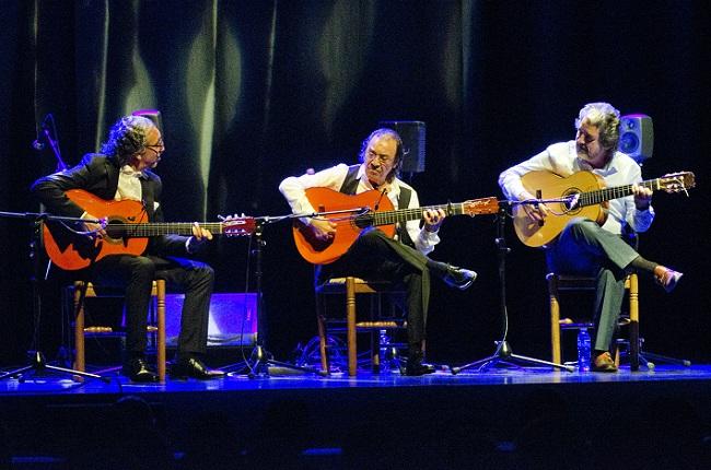 Montoyita, Habichuela y Riqueni