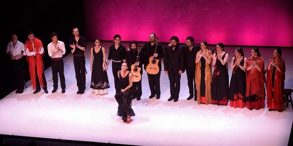 Ballet Flamenco de Andalucía- _Tierra Lorca_