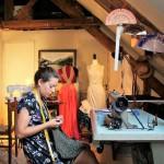 París se suma a la moda flamenca en Simof 2017