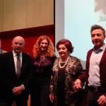Presentado el disco homenaje de Juanito Valderrama