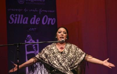 Silla de Oro flamenco ganador 2017