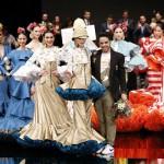 José Raposo es el nuevo ganador del Certamen de Diseñadores Noveles de Moda Flamenca