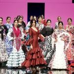 Inaugurado el XXIIIº Salón Internacional de la Moda Flamenca
