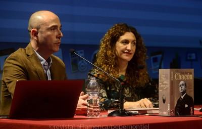 Antonio Chacón Presentacion libro 1