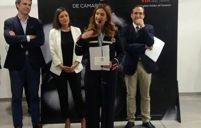 Presentación Exposición Camarón