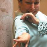 Sevilla nombrará a Cristina Hoyos, como hija predilecta