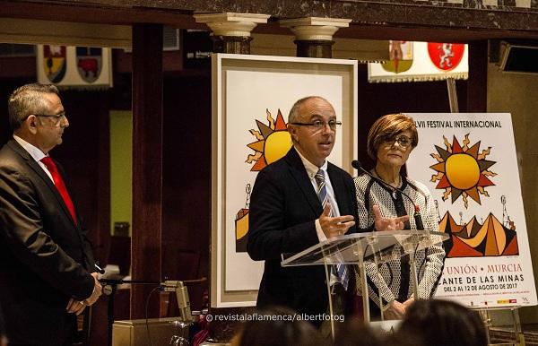 Festival de la Minas Presentación