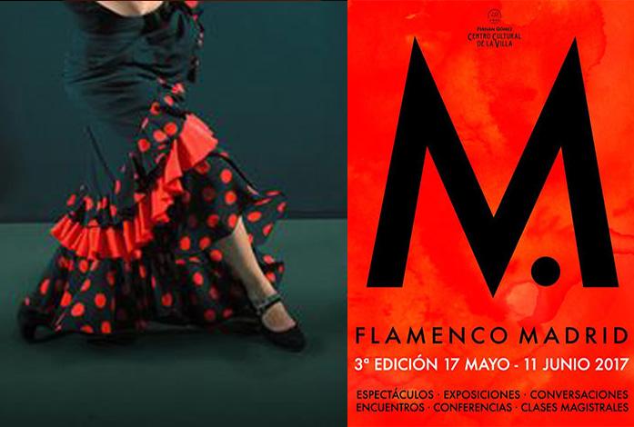 Flamenco Madrid Portada
