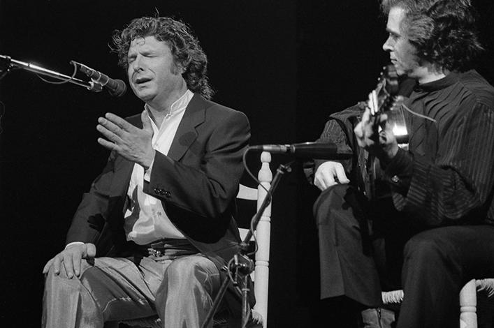 Enrique Morente y Manolo Sanlucar