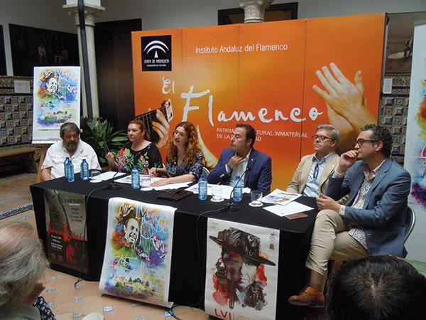 Festival Mairena del Alcor Presentación