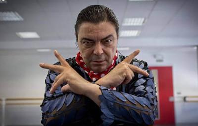 Antonio Canales Danza de Almería