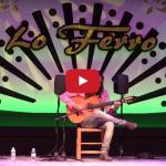 Videos XXXVIIIº edición del Festival Internacional de Cante Flamenco de Lo Ferro