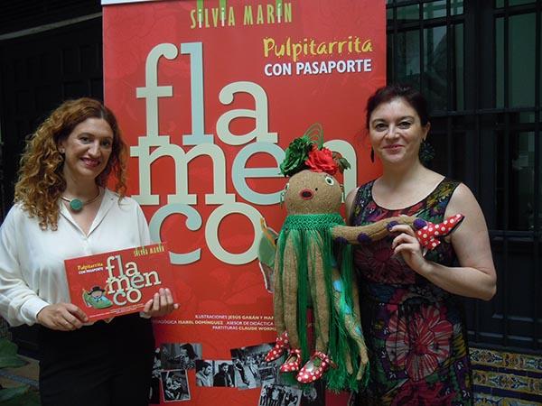 Mª ángeles Carrasco y Silvia Marín 1