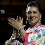 El mundo del flamenco rinde homenaje a Remedios Amaya