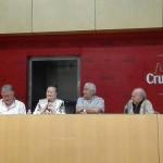 El Programa Flamenco y Universidad rinde honores a Romerito de Jerez
