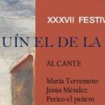 Festival Flamenco Joaquín el de la Paula 2017