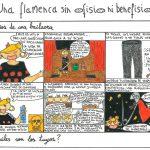 Humor Flamenco: Apaños de una bailaora