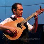 """Raúl Rodríguez presenta """"La raíz eléctrica"""" en Flamenco Viene del Sur"""