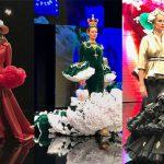 Más de 1.500 trajes, 50 firmas, 32 desfiles… fijan las tendencias del traje de flamenca 2018