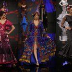 La defensa del patrón flamenco sin aditivo de Yolanda Moda abre el domingo de Simof 2018