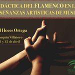 La Consejería de Educación apuesta por el Flamenco