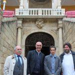 """Israel Galván inaugura la XXº Bienal de Flamenco de Sevilla con """"Arena""""."""