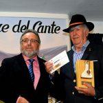 """Paco Almadén, 1º premio del XXXVIIIº Concurso de Cante """"Mirando a la Torre"""""""