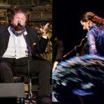 Ezequiel Benítez y Adela Campallo cierran Flamenco Viene del Sur en Sevilla