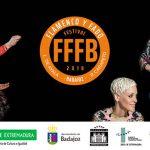 Todo preparado para el Festival Flamenco y Fado de Badajoz 2018