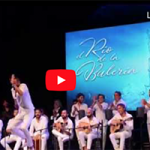 """Fiesta de La Bulería de Jerez. Espectáculo """"El Río de La Bulería"""""""