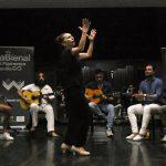 """Isabel Bayón estrena en la Bienal de Sevilla """"Yo Soy"""""""