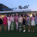 Contra el cáncer de mama nos ponemos flamenca