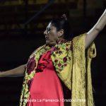 La bailaora Manuela Carrasco recibe el Nobel del Flamenco