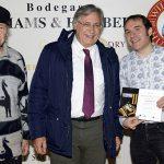 Roberto Sabater Boix distinguido en el IIº Premio de Investigación Flamenca Ciudad de Jerez