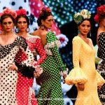 Simof 2019. La firma Molina Moda celebra sus 50 años vistiendo a la mujer flamenca