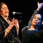 La voz de Aurora Vargas y el baile de Alba Heredia próxima cita de Flamenco Viene del Sur