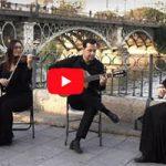 La Pasión (Guitarra y Violín) Tres Caídas de Triana – Esencia Flamenca