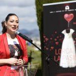 Marina Heredia protagoniza la XVIIIº edición de Lorca y Granada en los Jardines del Generalife