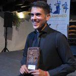 Juan José León, ganador del Concurso Talento Flamenco de Guitarra de Acompañamiento 2019