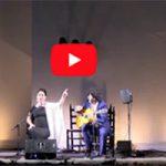 """LIº Reunión de Cante Jondo La Puebla de Cazalla Espectáculo: Ana Ramírez """"La Yiya"""""""