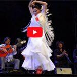 Caló Flamenco Fiesta de La Bulería de Jerez. María Bermúdez.
