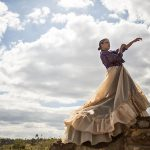 El Gran Teatro Falla acoge la presentación del nuevo espectáculo de la bailaora María Moreno